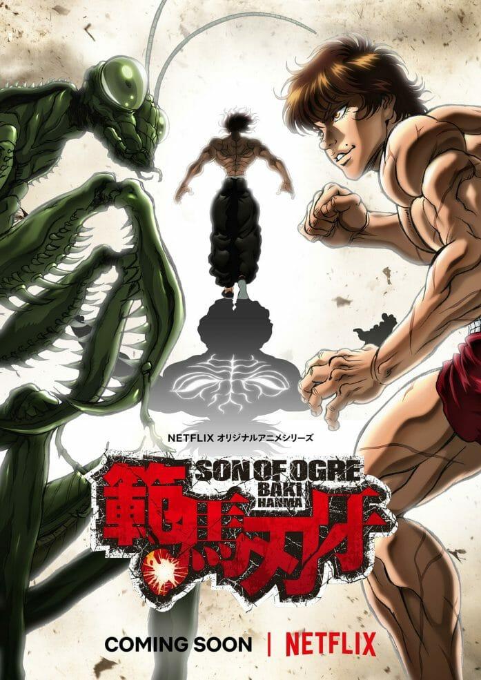 Baki Hanma - Son of Ogre trailer