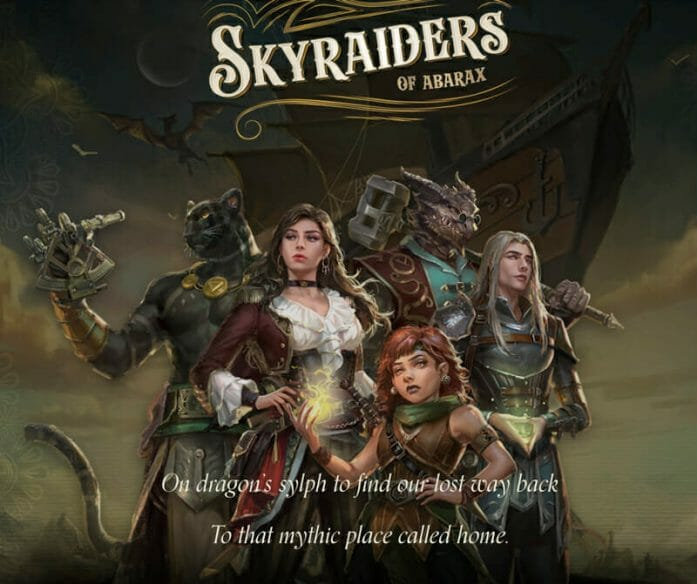 Skyraiders of Abarax