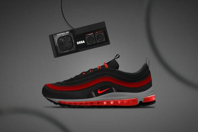 Concept SEGA Master System x Nike Air Max
