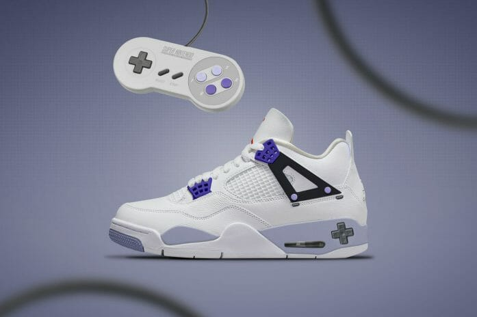 Concept SNES x US Nike Air