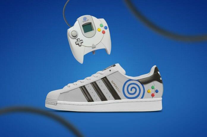 Concept Dreamcast x EU Adidas
