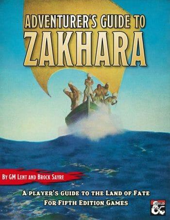 Adventurer's Guide to Zakhara (Al-Qadim and Forgotten Realms Player's Guide)