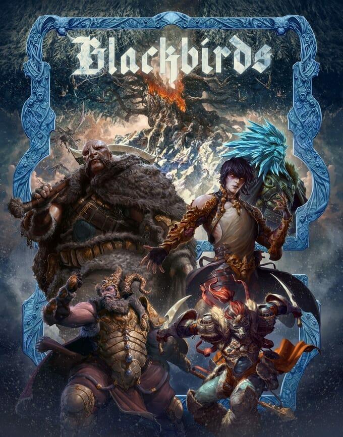 Blackbirds RPG Powered by Zweihander