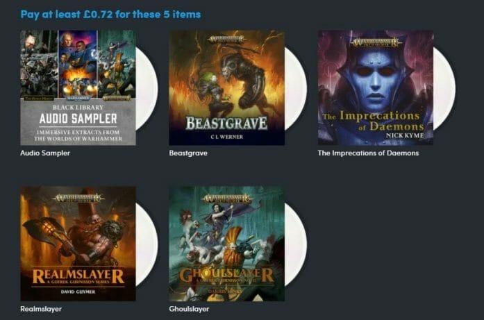 Voices of Warhammer 2021