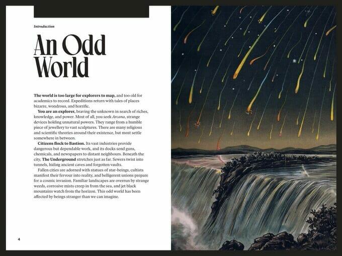 An Odd World