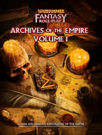 Archives of the Empire Volume 1