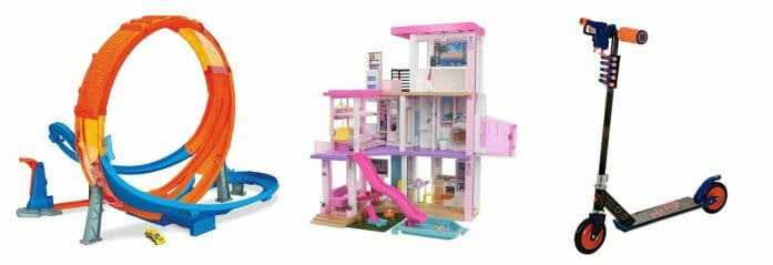 Popular Christmas toys for 2021