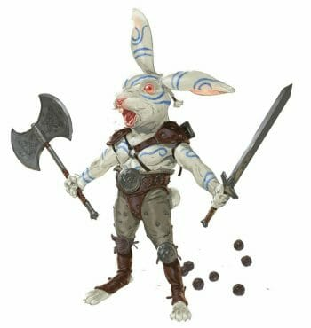 Battle Bunny!
