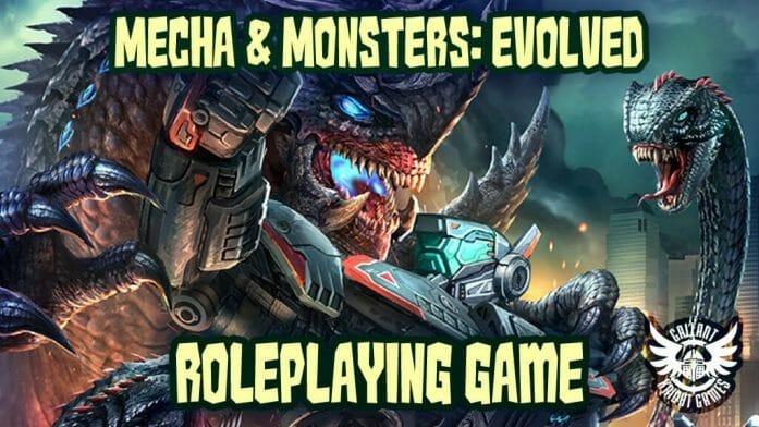Mecha & Monsters
