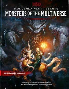 Mordenkainen Presents Monsters of the Multiverse