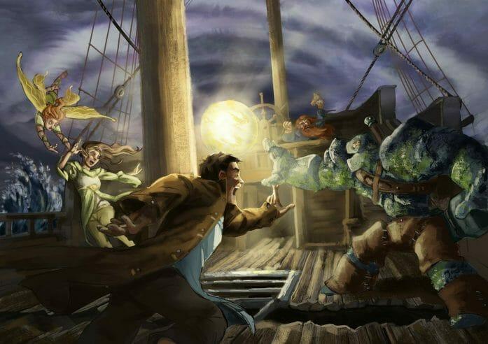 Rupture ship battle