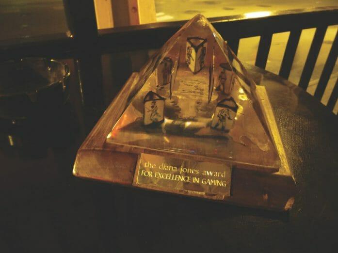 Diana Jones Award
