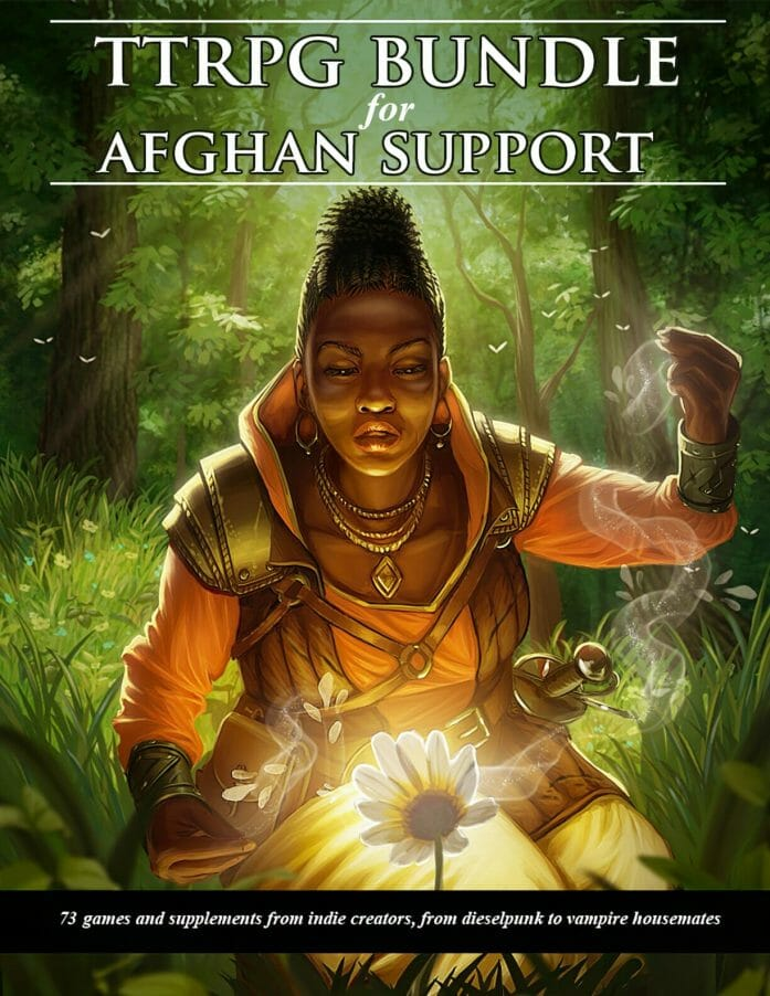 Charity Bundle for Afghan Support