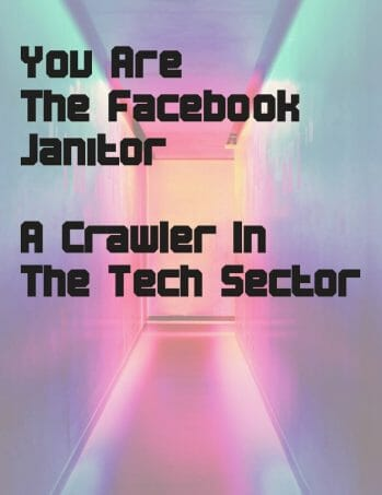 """""""You Are The Facebook Janitor"""" RPG"""