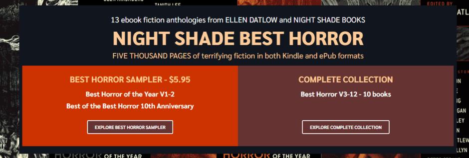 Night Shade Best Horror