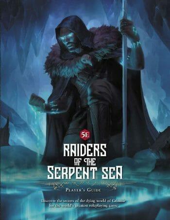 Raiders of the Serpent Sea 5e Player's Guide