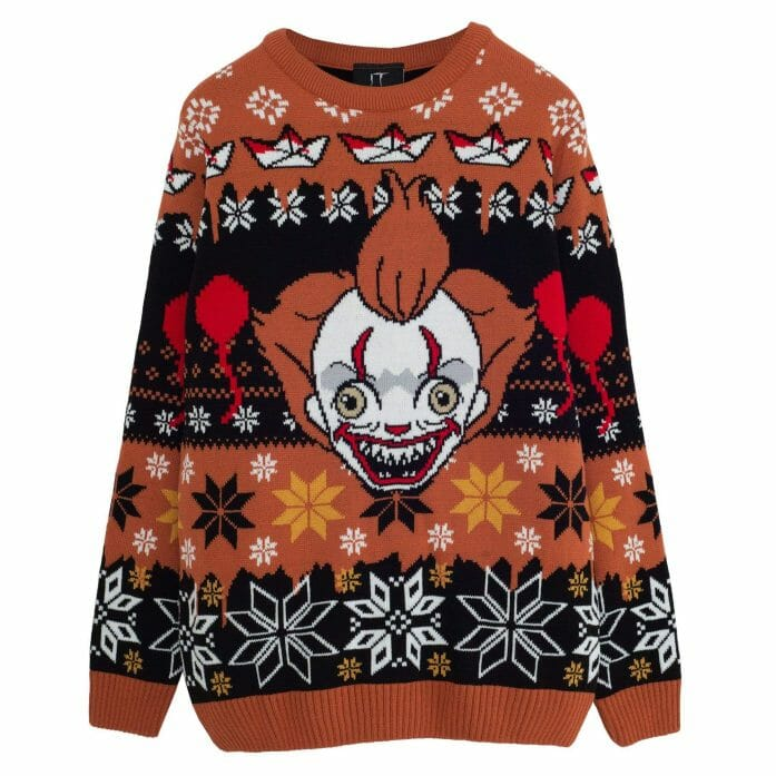 Pennywise knitted jumper