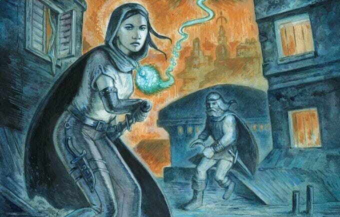 The Greatest Thieves in Lankhmar