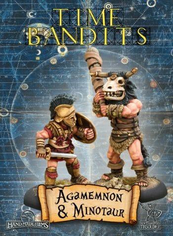 Time Bandit's Agamemnon & Minotaur