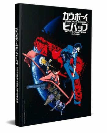 Cowboy Bebop: The Role-Playing Game