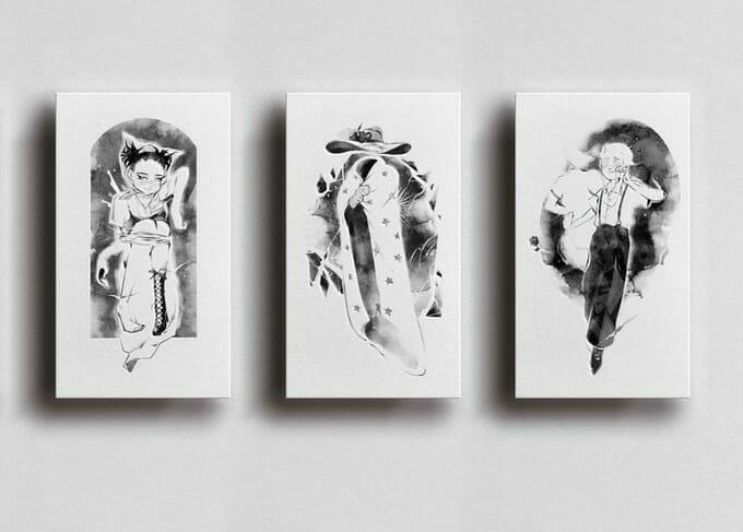 Our Haunt 2e art prints