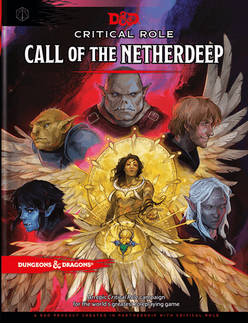 Critical Role: Call of the Netherdeep