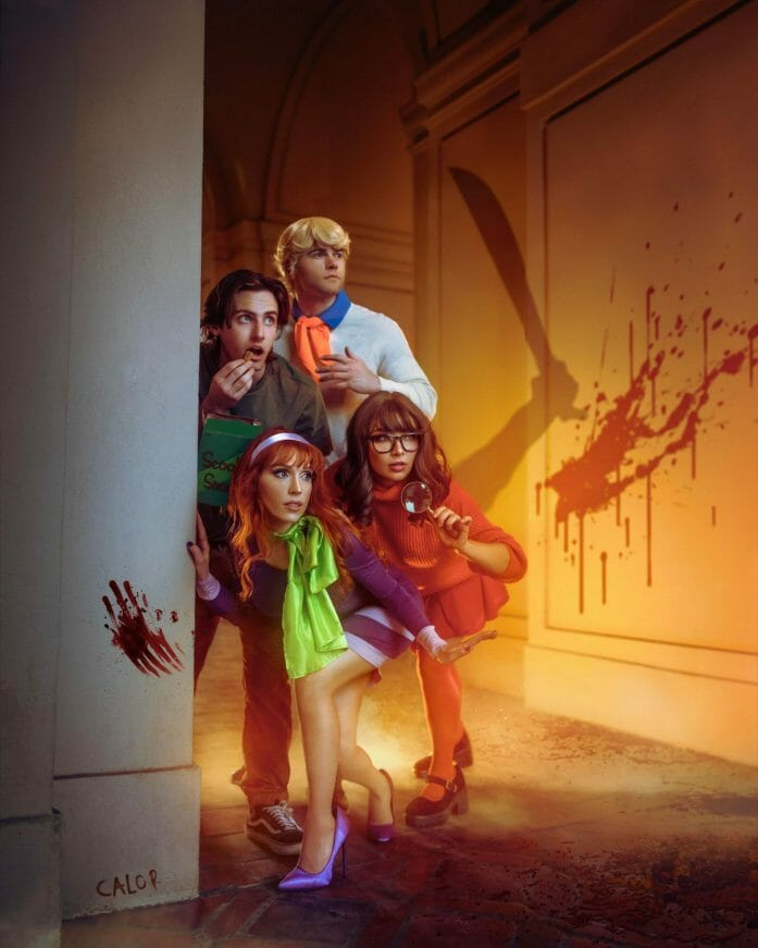 Scooby-Doo cosplay