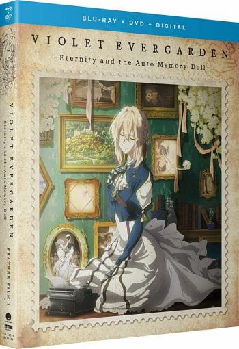 Violet Evergarden: Eternity and the Auto-Memory Doll